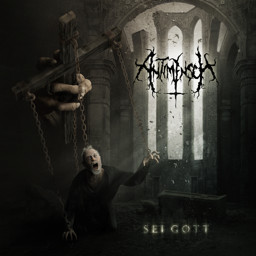 Crowdfunding: Antimensch – Sei Gott Digipak CD with Bonustracks